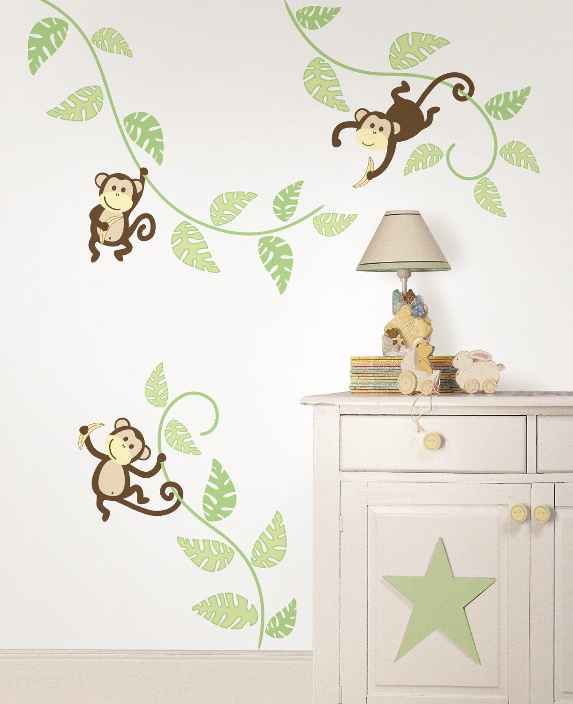 Muurdecoratie babykamer babykamer pinterest for Muurdecoratie babykamer