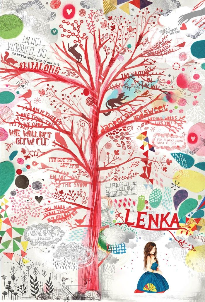 lenka the show cover