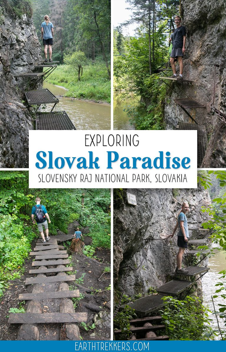 Our Experience In Slovak Paradise National Park Holiday Travel Destinations Eastern Europe Travel Hiking Europe