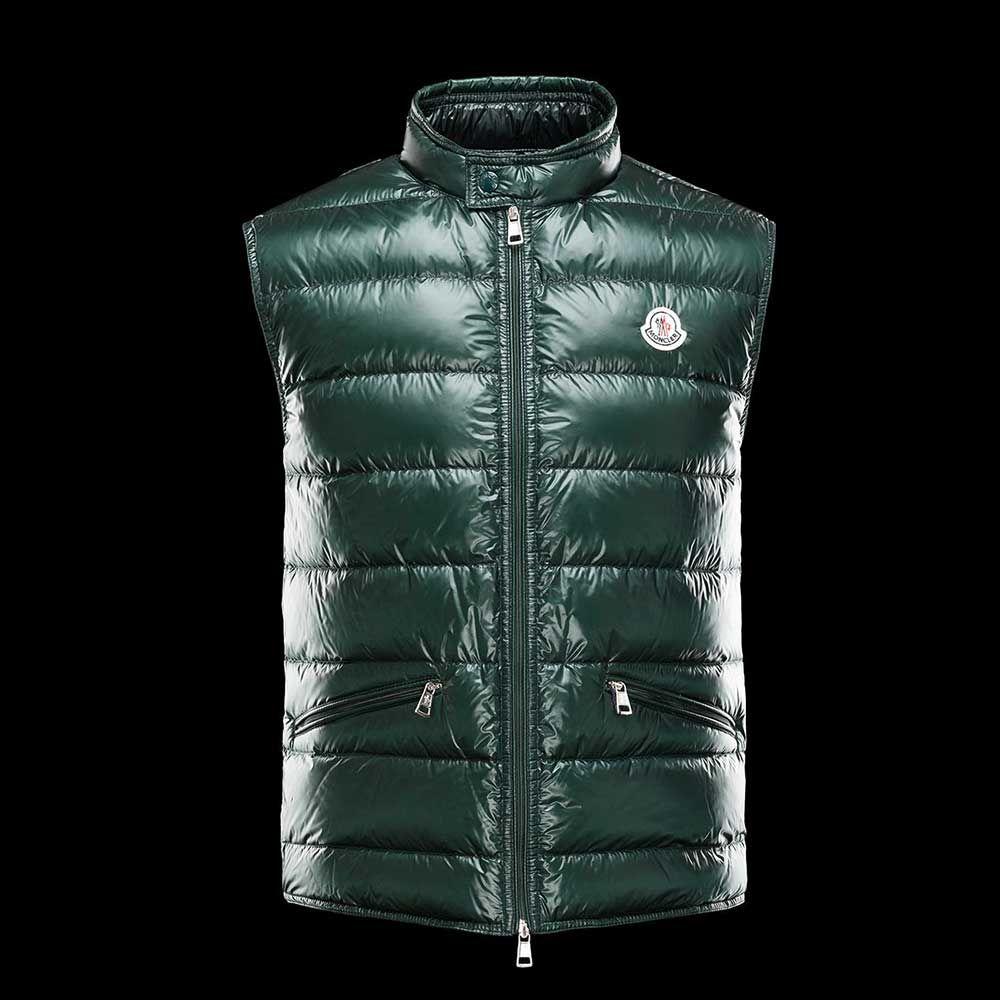 Moncler Yelek Yeşil - Moncler Gui Green #Moncler #Gui #Mont