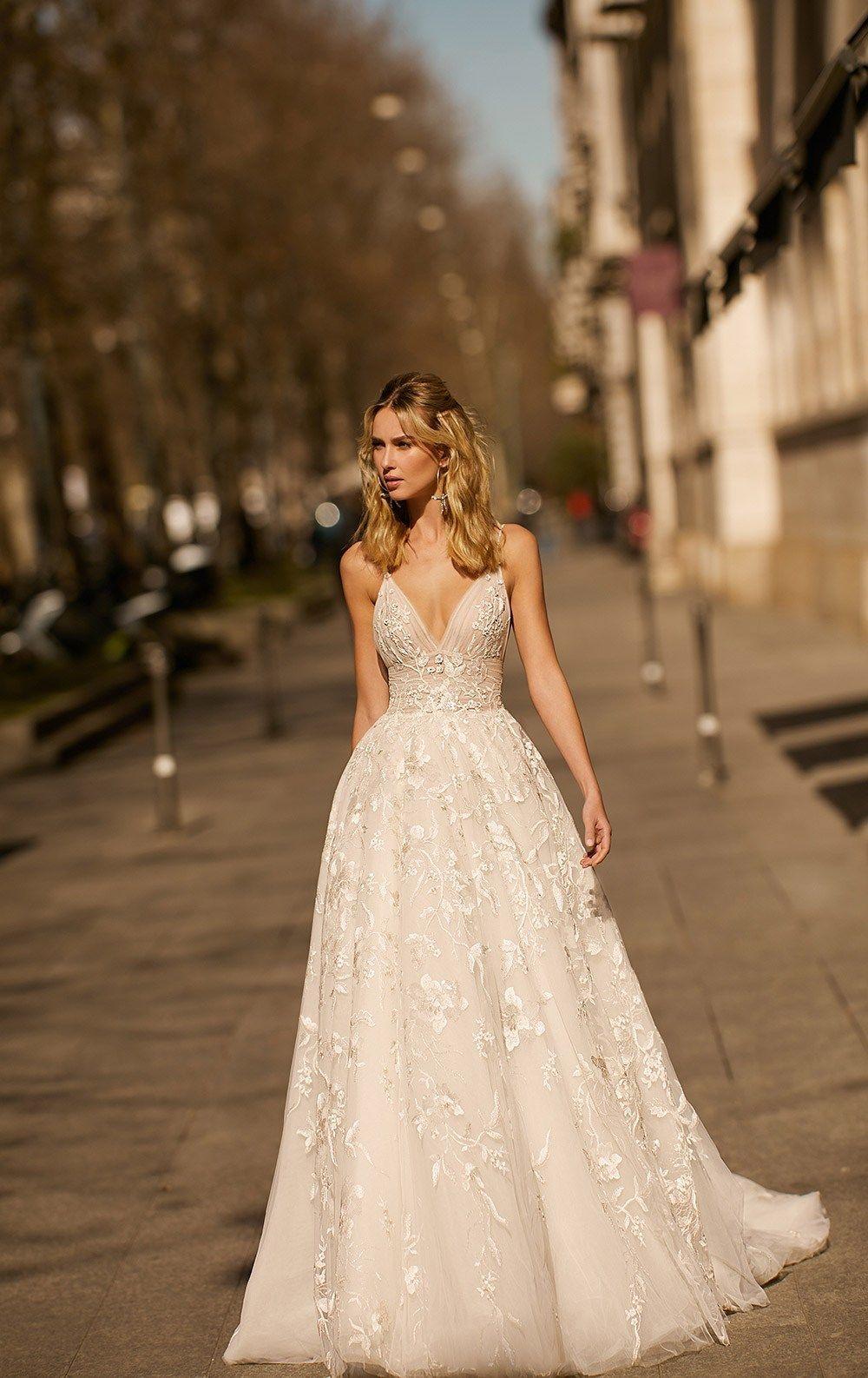 BERTA Bridal Spring 2020 Collection - The Wedding Notebook magazine