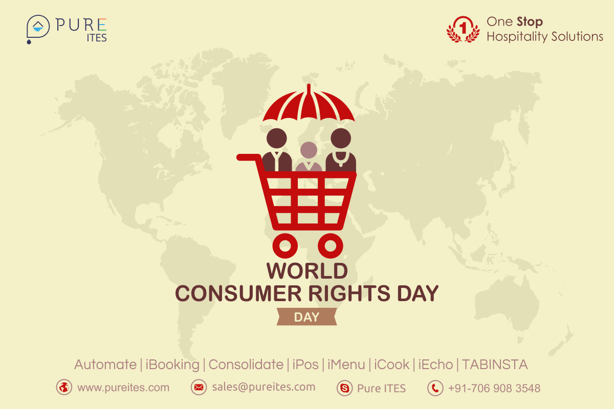 Happy World Consumer Right S Day Use Your Consumer Rights And Make Better Choices Bit Ly 2weenoj Worldconsumerr Pure Products Consumers Design Development