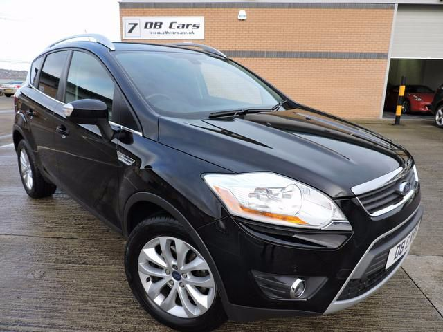 Now Sold Ford Kuga 2 0 Tdci 163 Titanium Please Call 01626