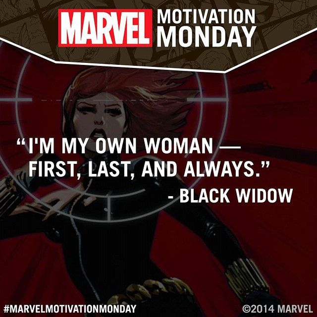"""#MarvelMotivationMonday"""