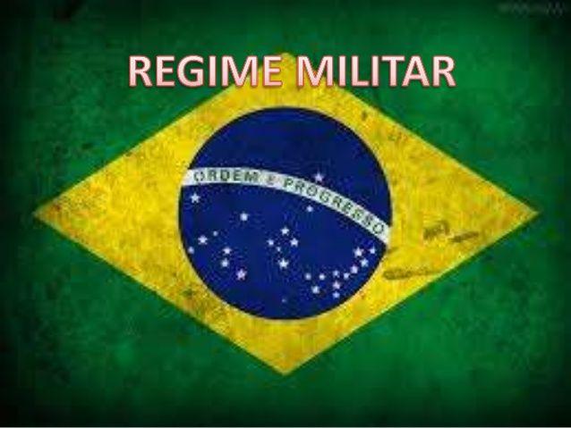 Ditadura Militar no Brasil - Prof. Altair Aguilar