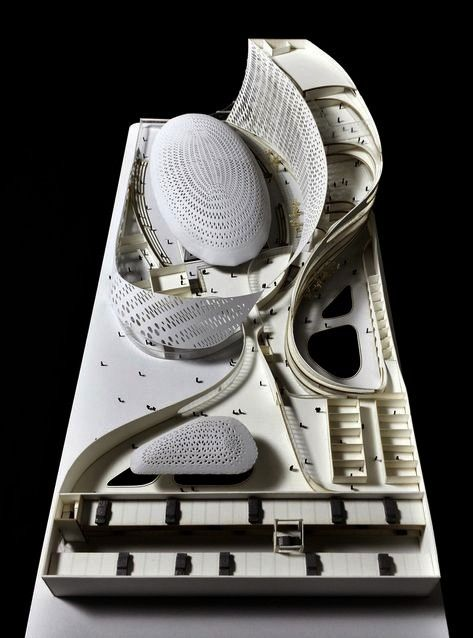 of Our Readers Show Off Their Most Impressive Architectural Models  - 68 -  Gallery of Our Readers