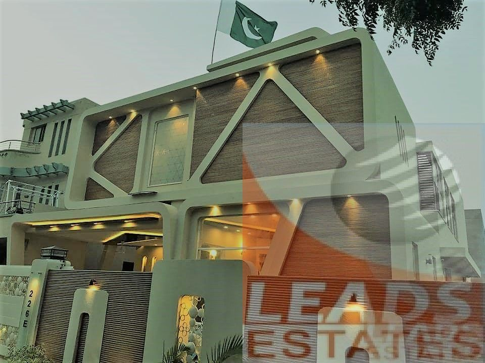 Leads Estates Offers Kanal Brand New House for sale 1