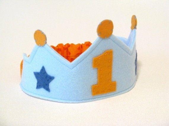 Birthday Boy Crown