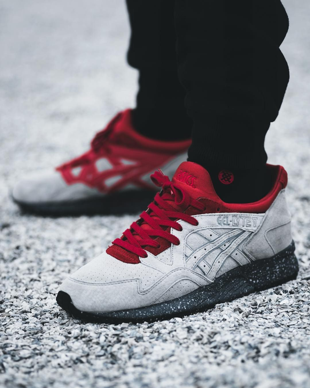 low priced e8f2d a097e Footwear: Concepts x Asics Gel lyte V 'Ember' | Fashion ...