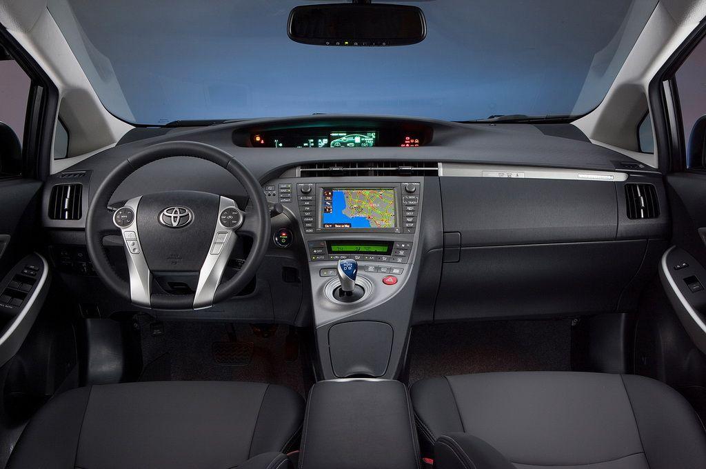 Interior 2016 Toyota Prius