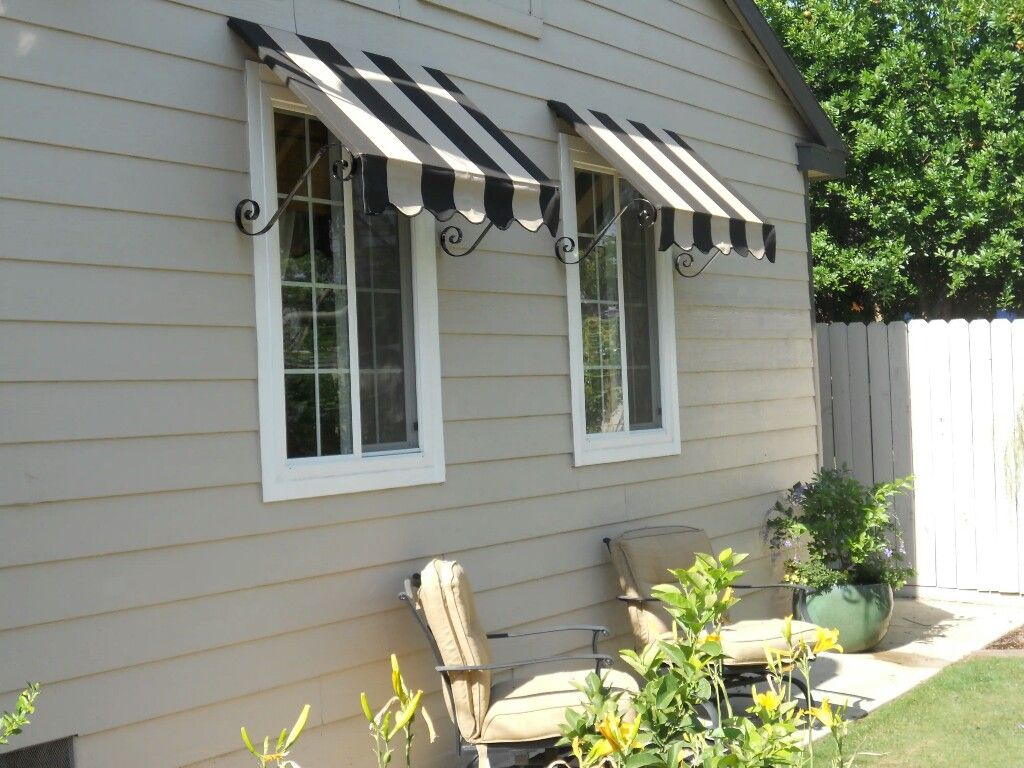 Pin By Adelia Salles On Construcaoe Acabamento Fabric Awning Window Awnings House Awnings