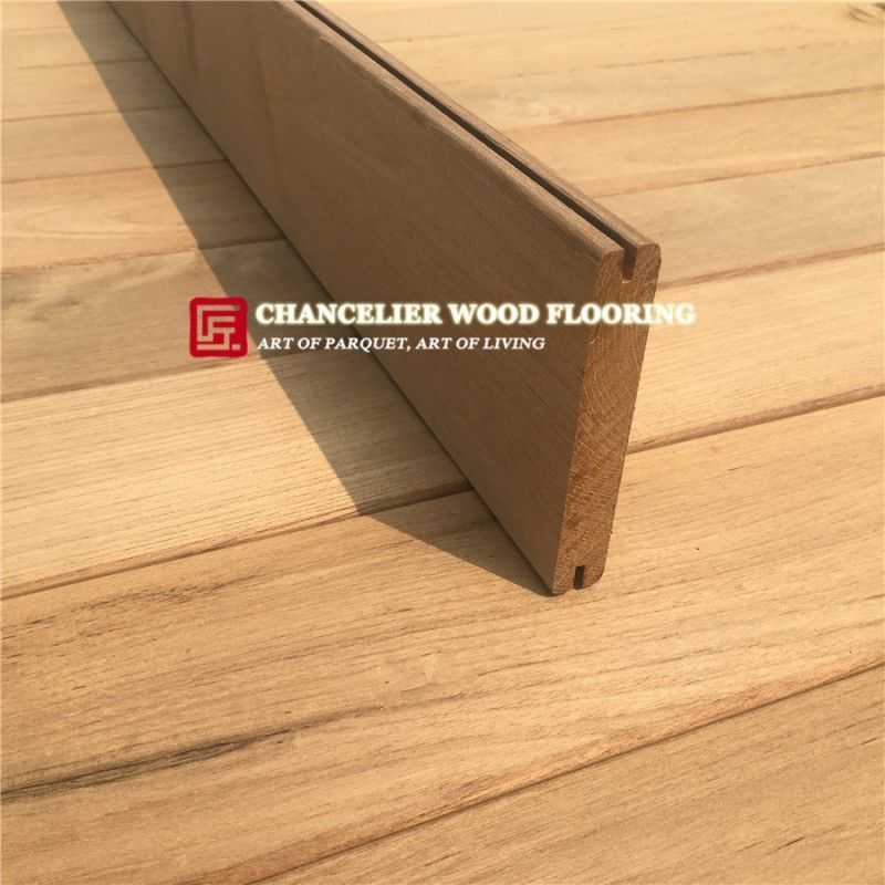 Myanmar Teak Wood Backyard Decking Boards For Patio Teak Wood