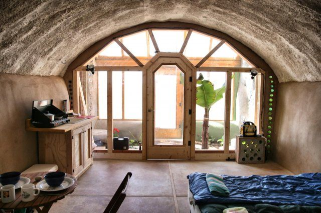 The 39 Simplest 39 And Most Affordable Earthship Design Quick