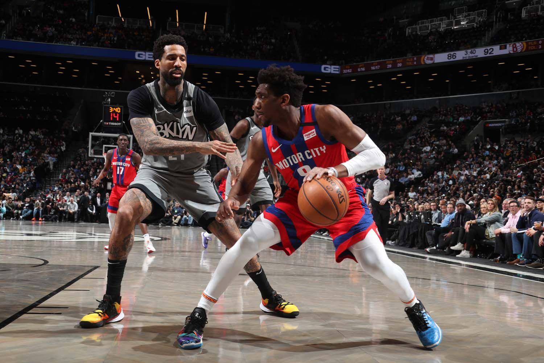 Pistons 115, Nets 125 Detroit Pistons in 2020 Detroit