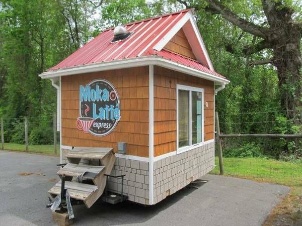 Pin by Koralee on My Hustle   Concession trailer, Food ...