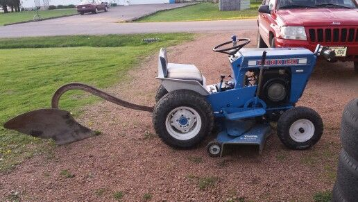 1969 Ford 140 Riding Lawn Mowers Lawn Tractor Garden Tractor