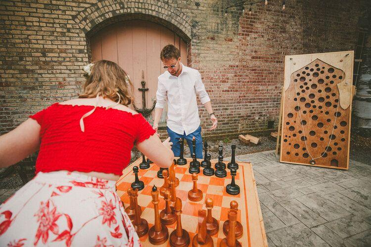 UPSTATE JAMBOREE WEDDING GAME RENTALS in 2020 (With