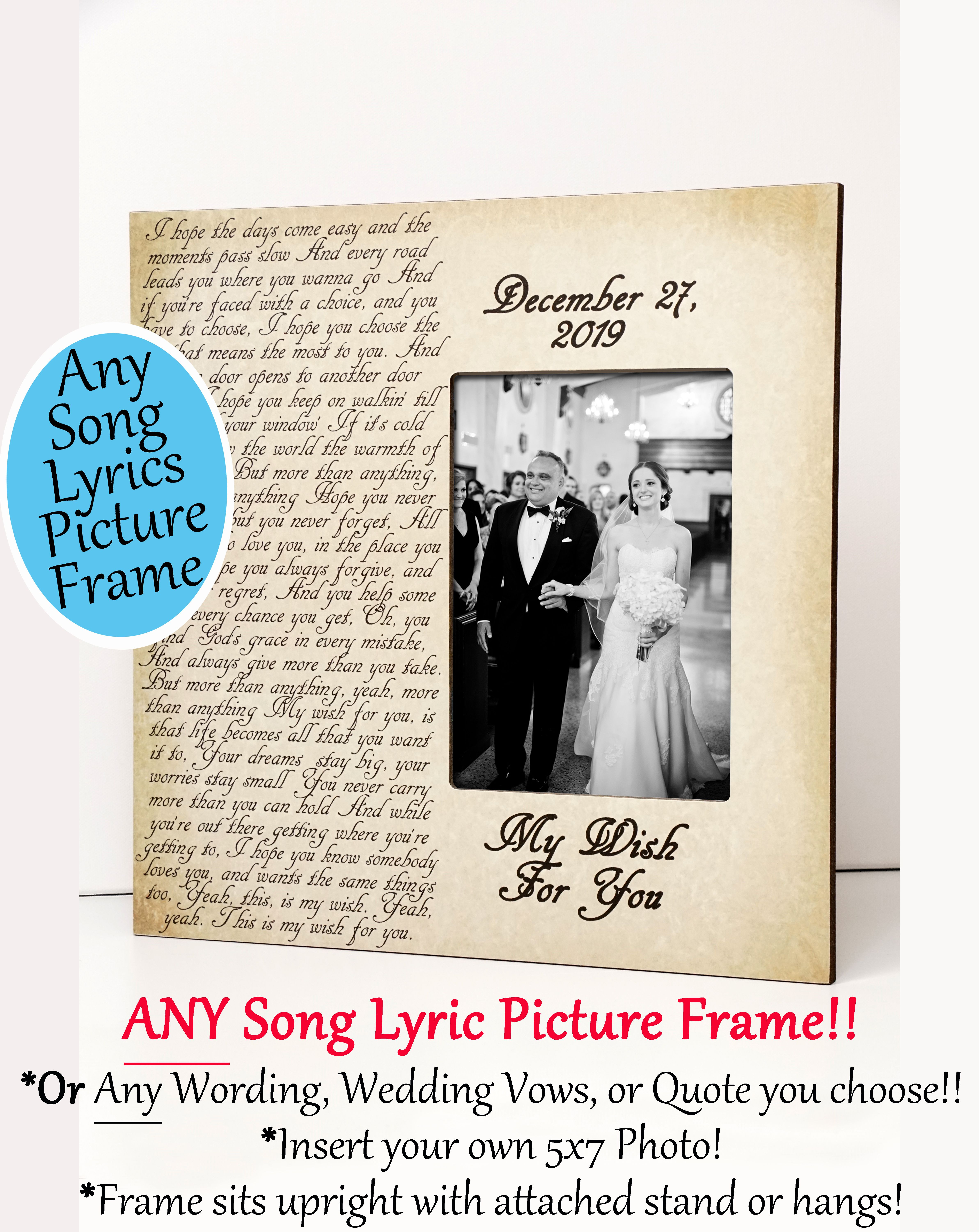 Silver Locket Picture Frame Couples Picture Frame Childrens School Pictures Frames for Gifting Christmas Frame engraved yr 2008 Wedding Gift