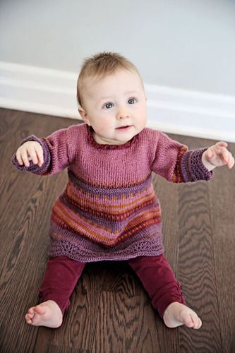 2136 Rosie Baby Dress picture