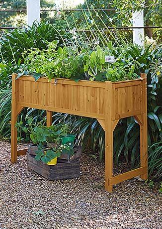 Domov V Prirode Zahradny Nabytok A Zahradny Dizajn Hochbeet Gartenmobel Garten