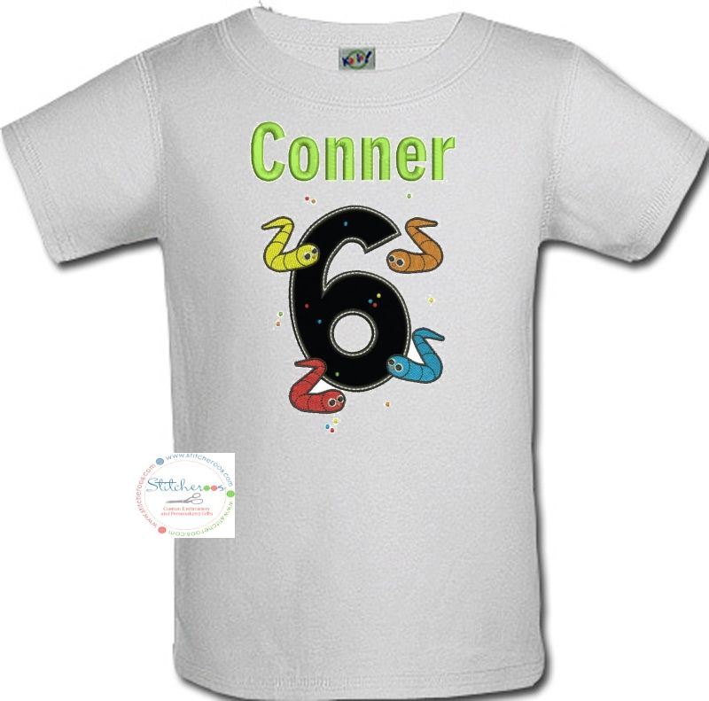 Slither Io Boys Cute Birthday Shirt For Any Age Or Size Price Includes Your Choice