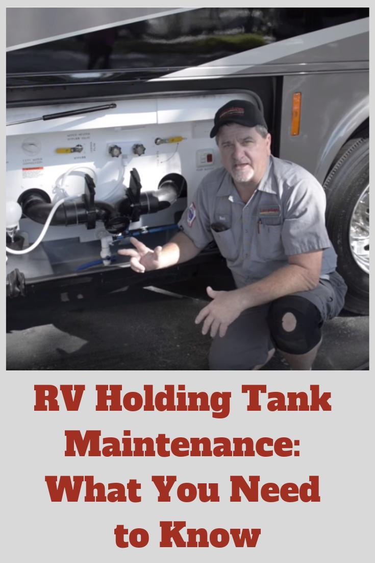 Rv Holding Tank Maintenance Winterization What You Need To Know Rv Maintenance Rv Rv Lifestyle