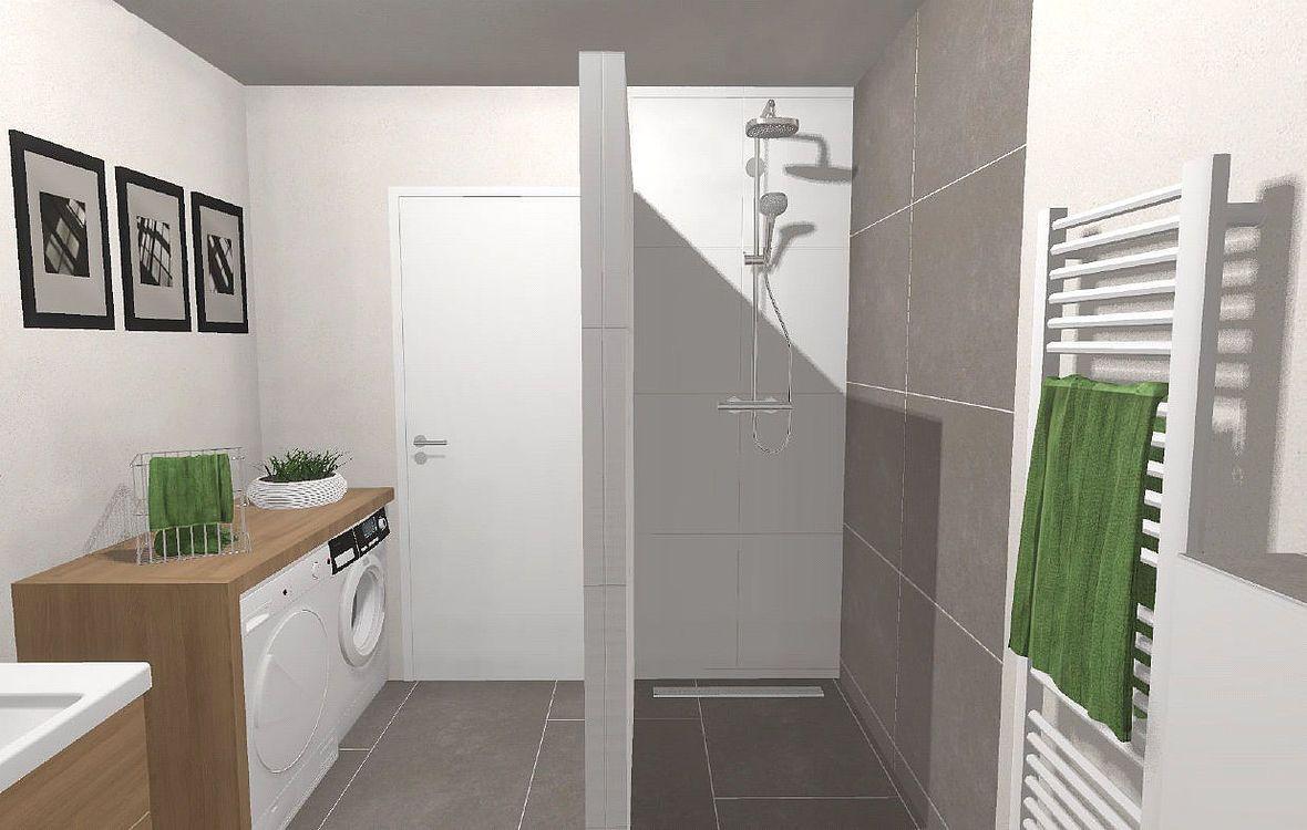 Frieling Das Bad mit ebenerdiger Dusche   20 qm   Ebenerdige ...