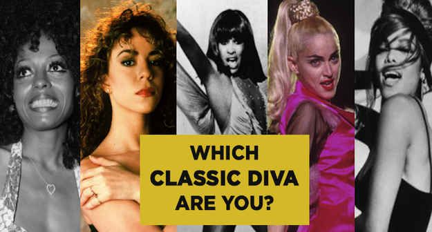 who diva are you quiz