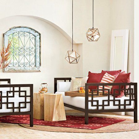 Scavenger West Elm Daybed for 375 Asian daybeds Asian furniture