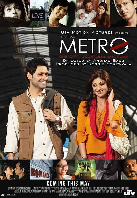 Bollywood Romantic Movie Posters