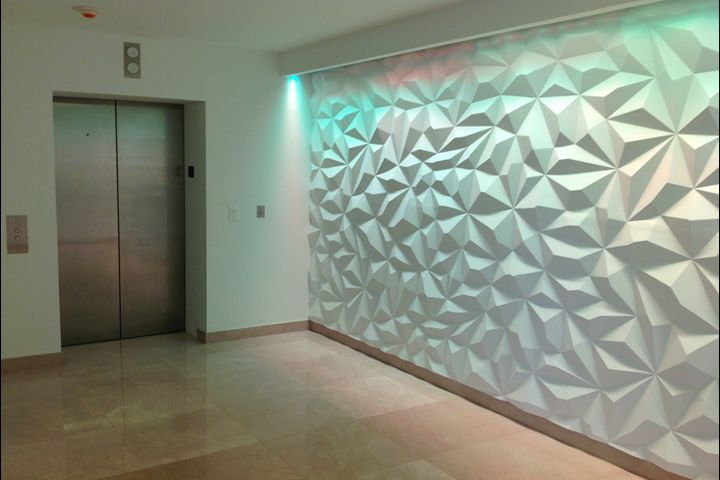 Super Rock Gallery Interlam Corporation Interior Wall Design Wall Graphics Wall Design