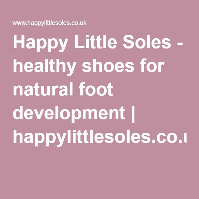 8ec2413a4b3 Happy Little Soles - healthy shoes for natural foot development ...
