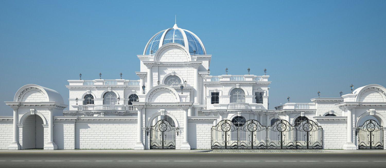 Exterior: Classic Villa Max