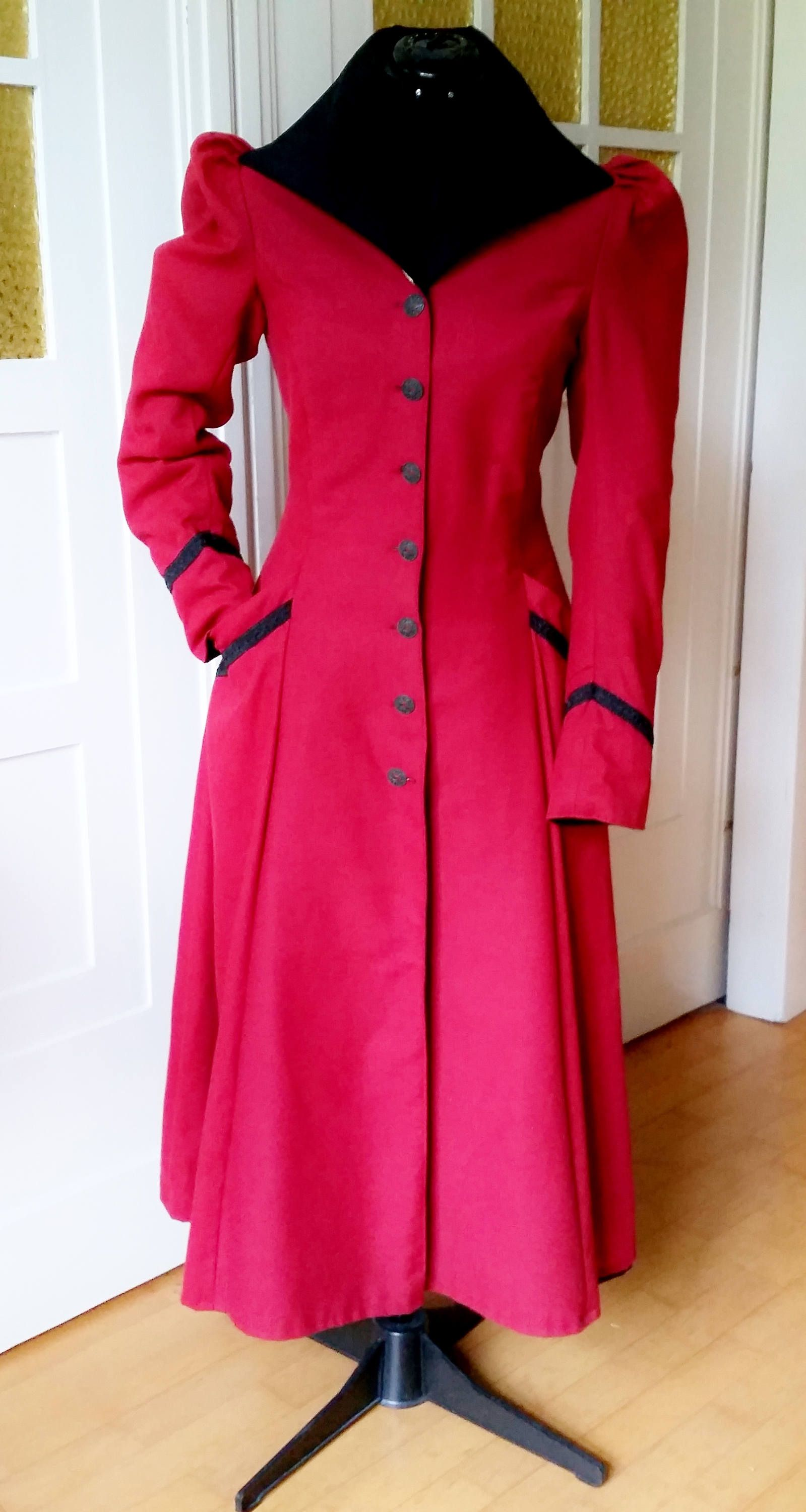Creations Own 2in1 UniqueMy Coat Steampunk Absolutely FKcTl1J3