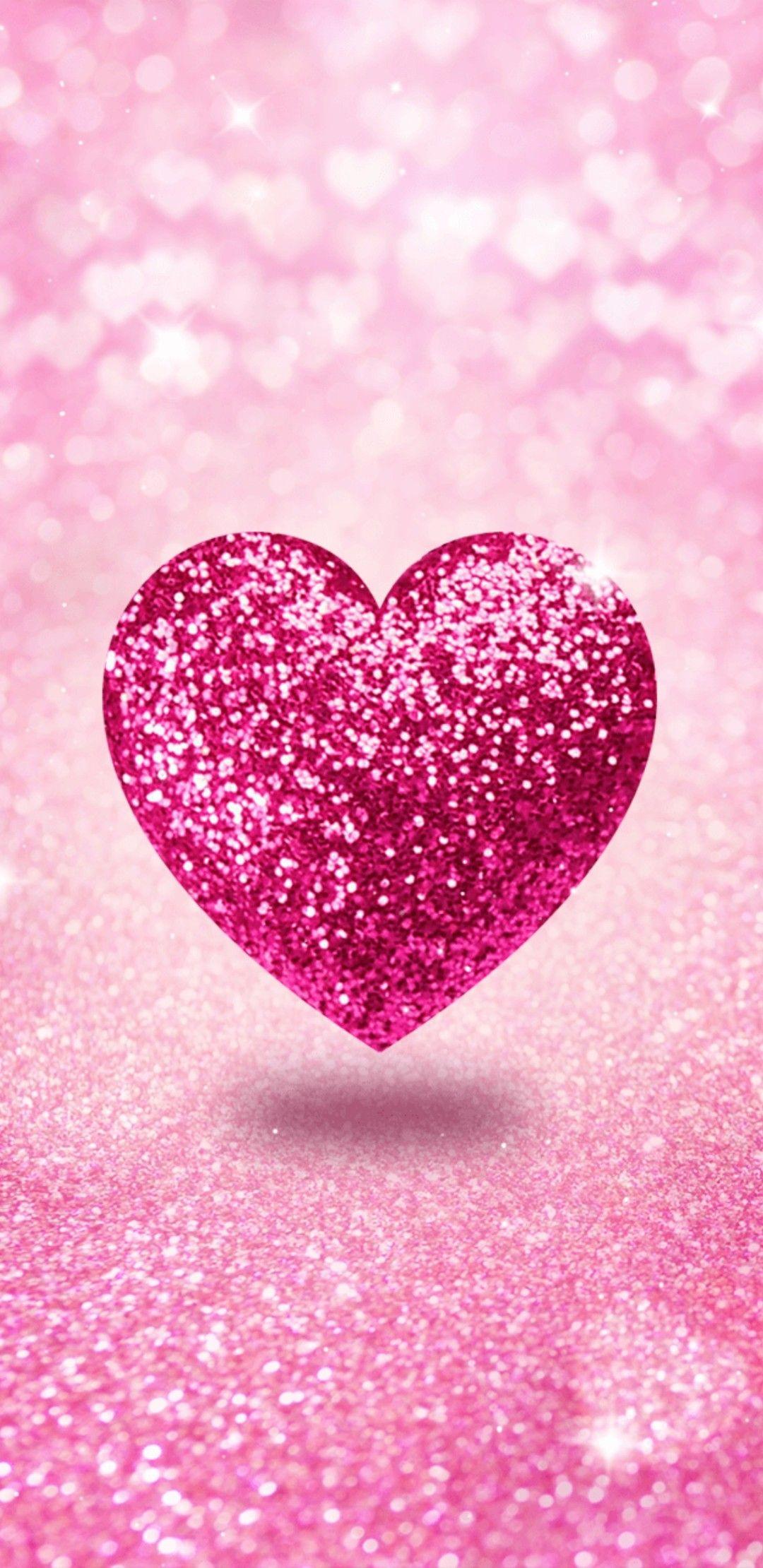 Pin By Jovana Lotina On Heart Wallpaper 5 Iphone Wallpaper Glitter Glitter Wallpaper Heart Wallpaper Glitter pink love wallpaper
