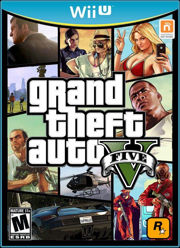 Gta V For Wii U Grand Theft Auto 4 Grand Theft Auto Xbox 360 Games