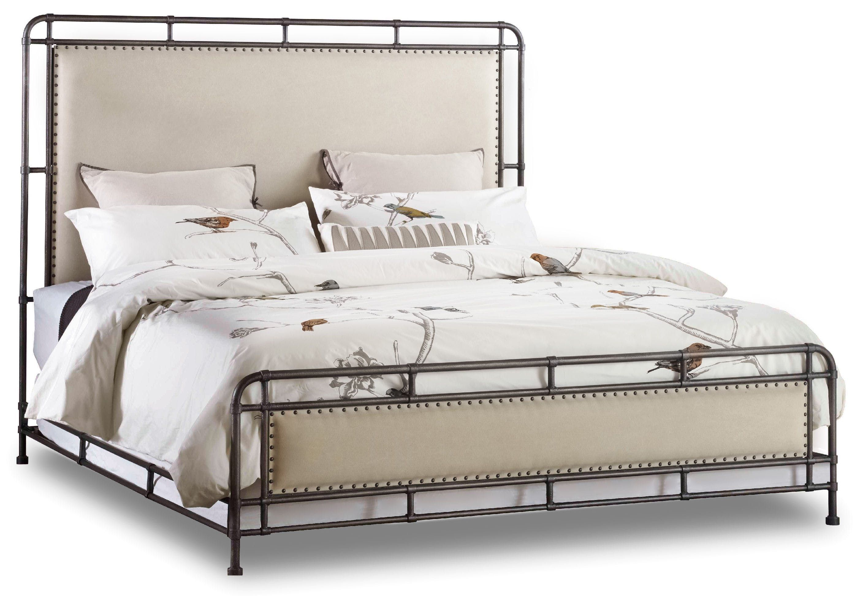 frame the king frames iron s crafted wrought sleigh look your mandalay silhouette of footboard headboard metal with bed pin