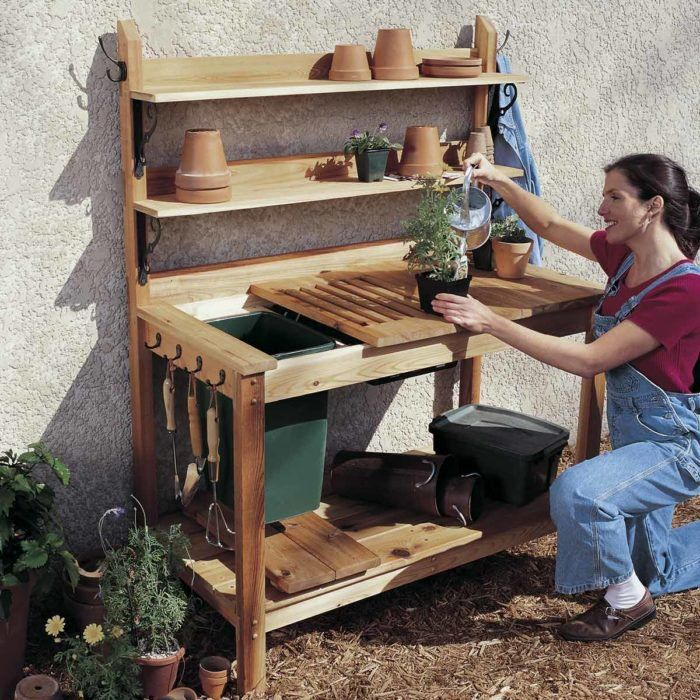 40 Outdoor Woodworking Projects For Beginners Com Imagens