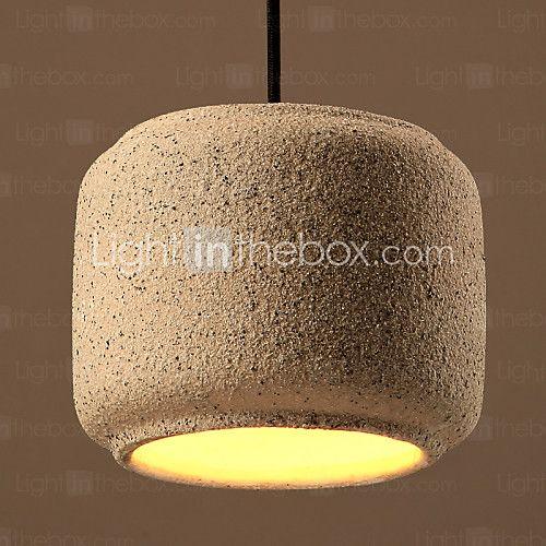 Riipus valot - Keraaminen - Moderni / Traditionaalinen/klassinen / Rustiikki / Vintage / Retro / Lantern / Maalaistyyliset - LED - EUR €57.81