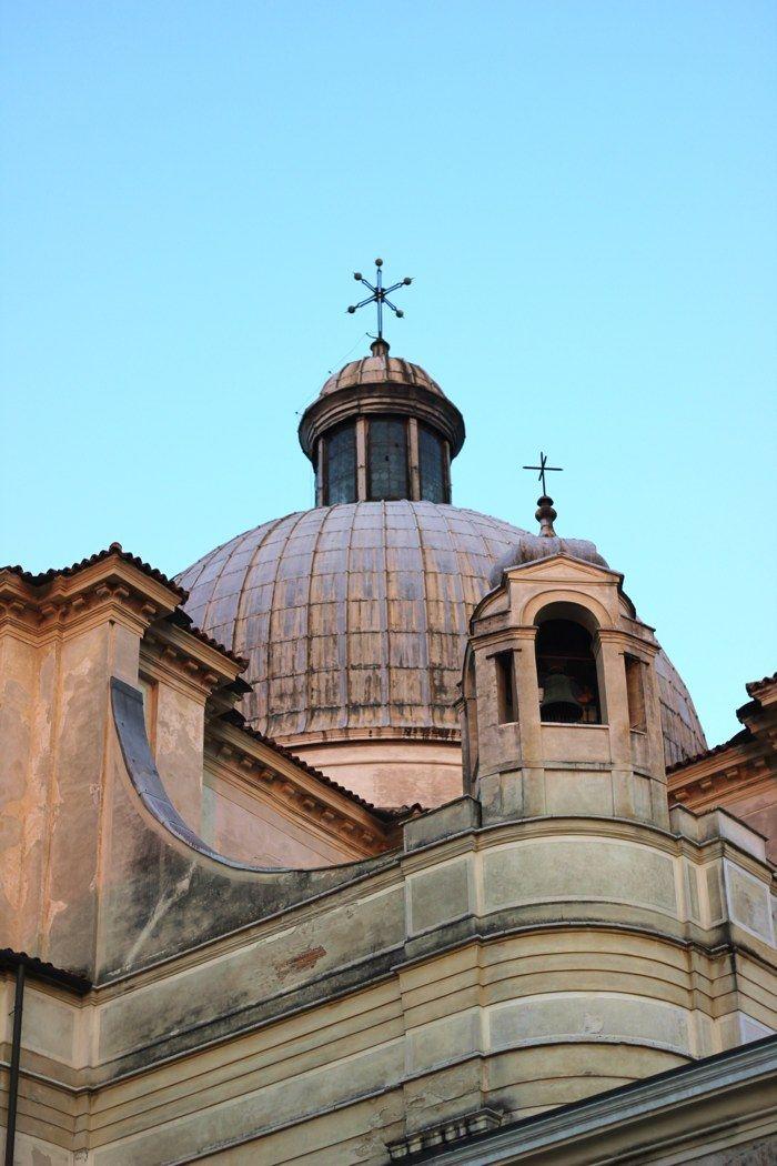Venetian church architecture