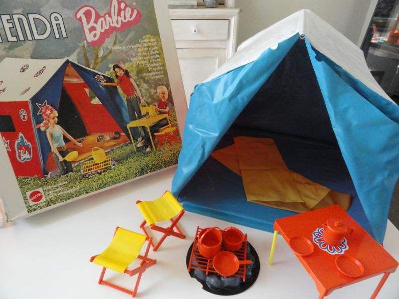 Il campeggio di Barbie