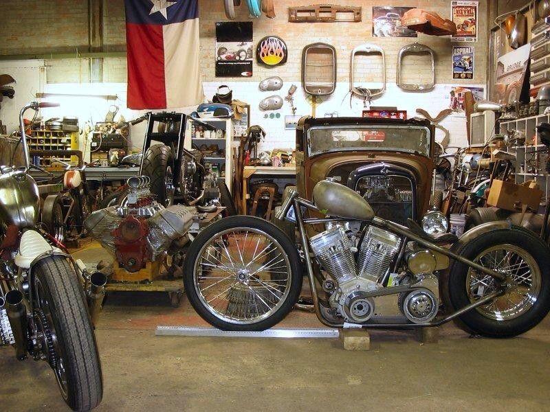 Chopper Bobber Cafe Racer Brst Style Harley Davidson Bsa Triumph