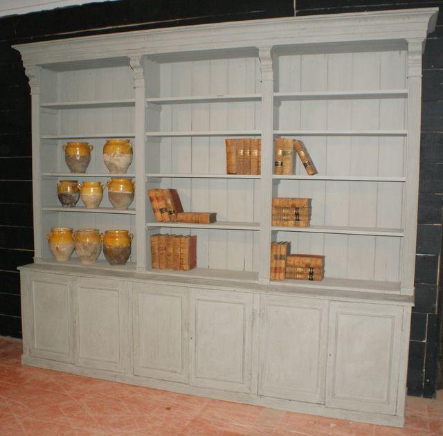 Painted Bookcases Uk Amazing