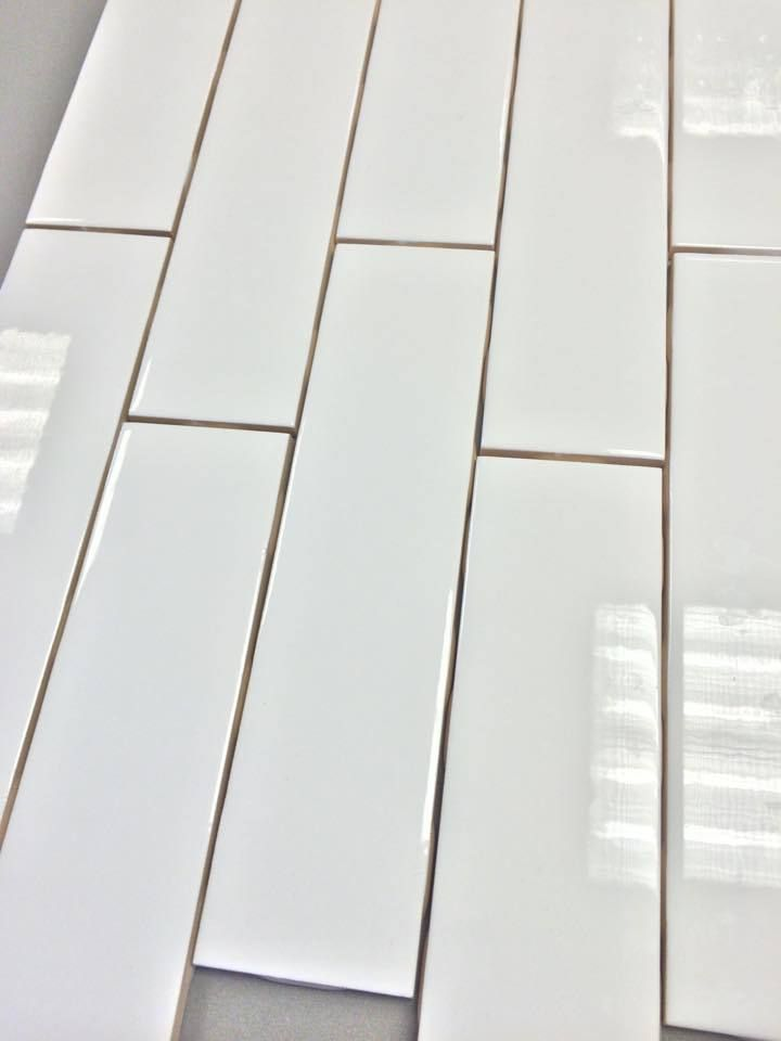 Clearance Metro Subway Tile - Bright White 2\