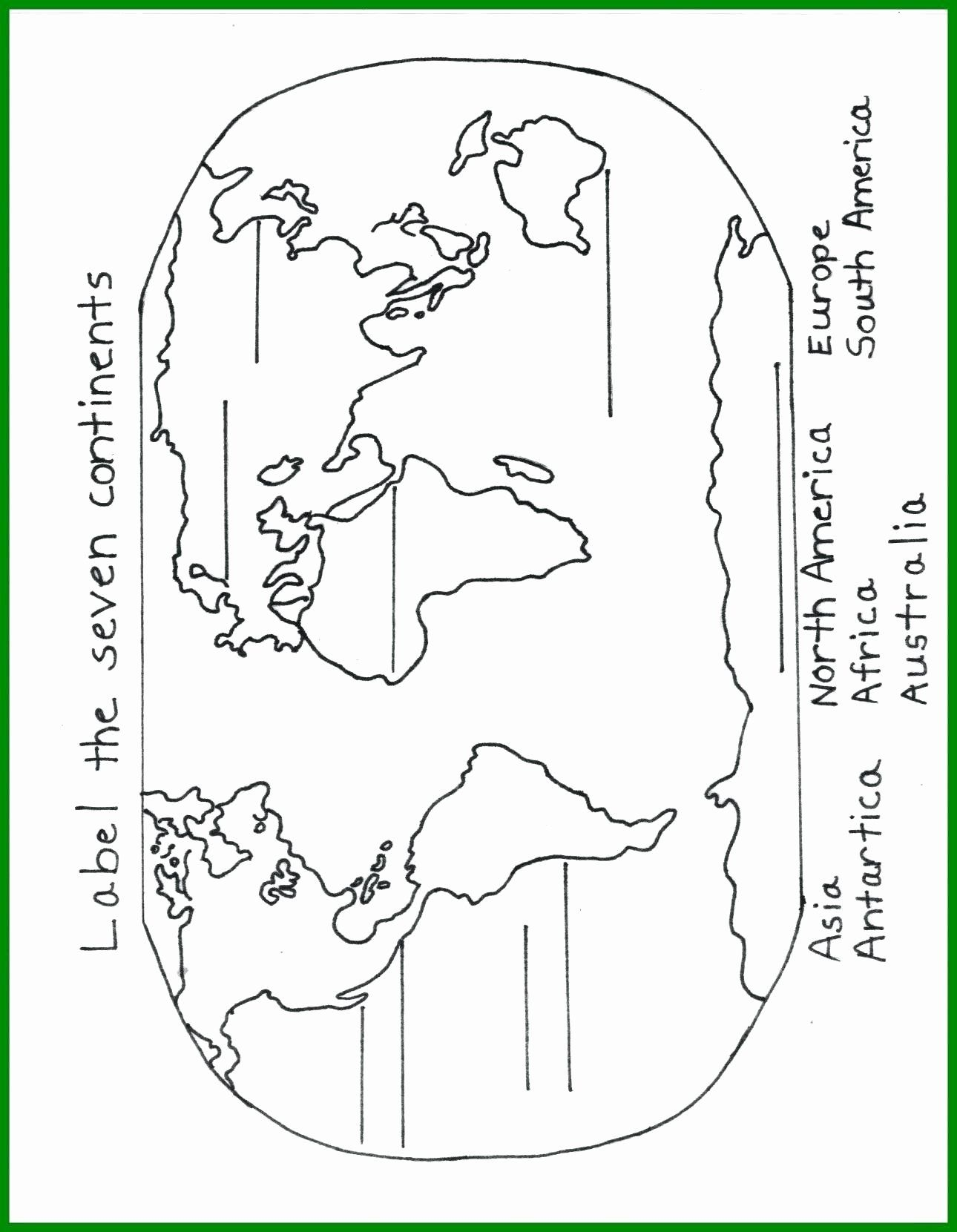 North America Countries Coloring Page With Images