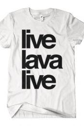 The live / lava / live C...