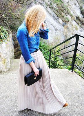 4ade830a0 Faldas para Bajitas | Vestidos & faldas hermosas | Faldas, Maxi ...