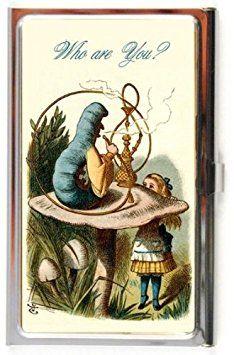 Image Result For Alice In Wonderland Business Card Holder