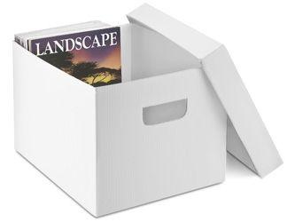 plastic file boxes plastic file box in stock uline