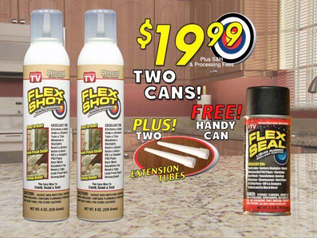Flex Shot Official Store Caulk Bond Seal Low Prices Bathroom Windows Bathroom Sink Decor Bathtub Leaking